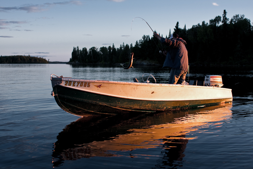 Photography brent wesley photography page 3 for Lac seul fishing resorts